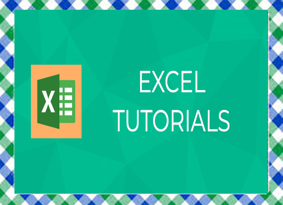 Best Tutorial for MS Excel Training of Microsoft Excel