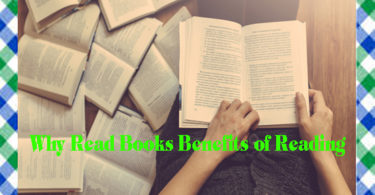Why Read Books Benefits of Reading