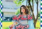 Wafa E Muhabbat Urdu Novel By Haya Khan