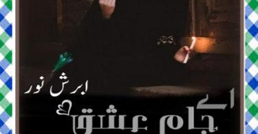 Ay Jaam E Ishq Teri Taseer K Sadqay Urdu Novel by Abrish Noor Complete