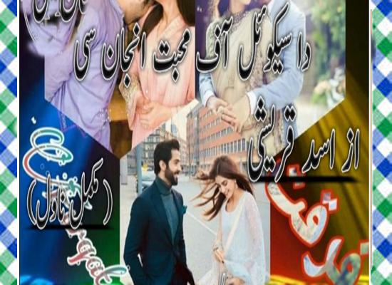 Furqat The Sequel Of Muhabbat Anjaan Si Urdu Novel By Asad Qureshi