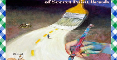 The Adventure Of Secret Paint Brush Urdu Novel by Areeba Shahid