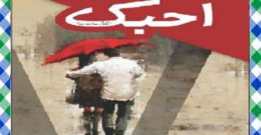 Ahabak Urdu Novel By Muntaha Arain Download