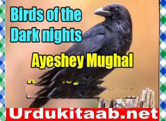 Birds Of The Dark Nights Urdu Novel By Ayeshey Mughal Download
