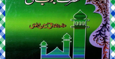 Hazrat Mehboob e Ilahi By Ikhlaq Hussain Dehlvi