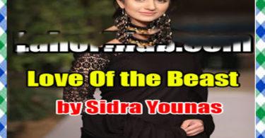 Love Of The Beast Urdu Novel By Sidra Younas Download
