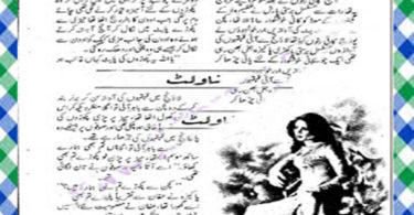 Meri Zindagi Hai Tu Urdu Novel by Nida Ali Abbas Download