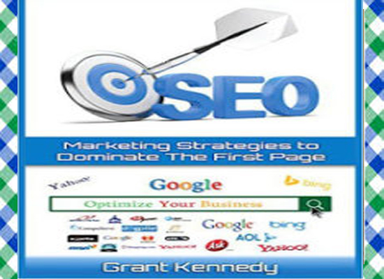 SEO Marketing Strategies to Dominate First Page English Book Download