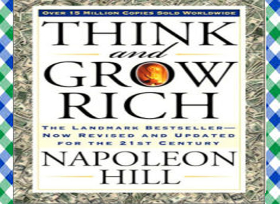 Think Big Grow Rich eBook by Napoleon Hill English Book Download