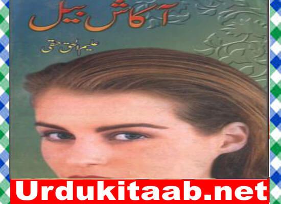 Aakash Bail Urdu Novel By Aleem Ul Haq Haqi Download