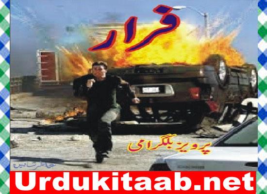 Farar Urdu Novel By Pervez Bilgrami Download