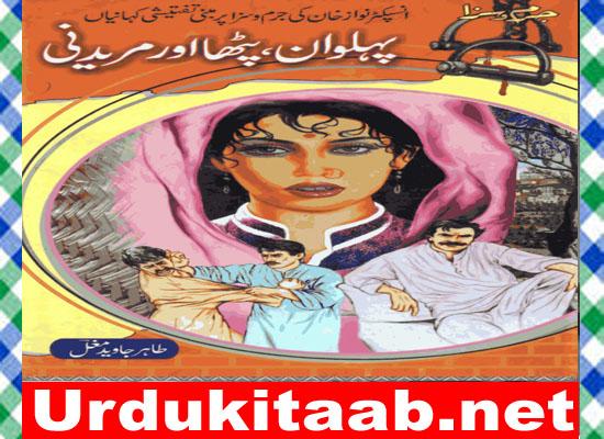 Palawan Patha Aur Maredni Urdu Novel by Tahir Javed Mughal Download