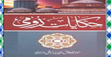Hikayat e Roomi Urdu Novel By Maulana Jalal Ud Din Roomi Download