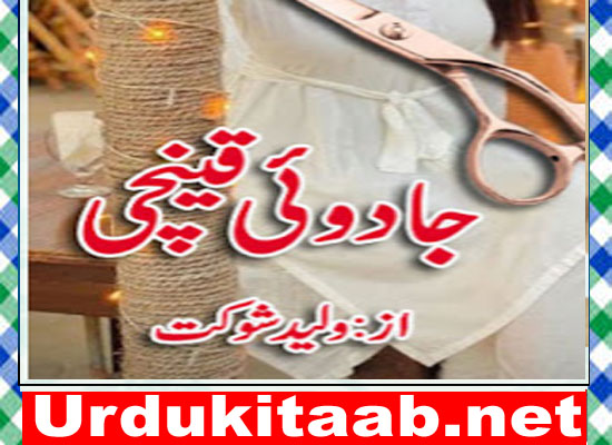 Jadooi Qenchi Urdu Novel By Waleed Shokat Download