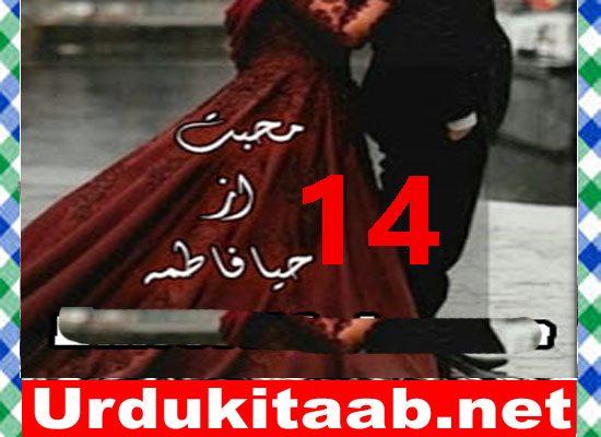 Mohabbat Urdu Novel By Haya Fatima Episode 14 Download