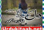 Dil Hai Ke Manta Nahi Urdu Novel By Faiza Ahmed Download