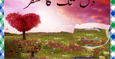 Dil Tak Ka Safar Urdu Novel By Nisha Shahid Download