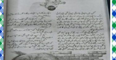 Manthar Urdu Novel By Umme Taifoor Download