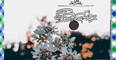 Yeh Chahaton Ke Dhanak Rang Urdu Novel By Riffat Naheed Sajjad