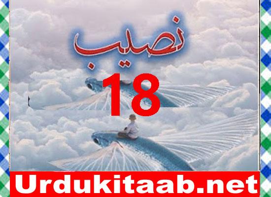 Naseeb Urdu Novel By Biya Talhat Part 18 Download