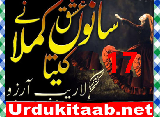Sano Ishq Ne Kamla Kita Urdu Novel By Laraib Arzo Episode 17 Download