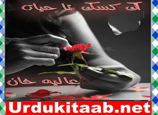 Ek Kasak Taa Hayyat Urdu Novel By Aliya Khan Download