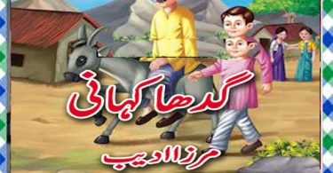 Gadha Kahani Urdu Novel By Mirza Adeeb Download