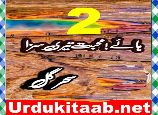 Haaye Mohabbat Teri Saza Urdu Novel By Sehar Gul Episode 2 Download