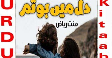 Dil Mein Ho Tum Urdu Novel By Manat Riaz