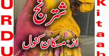 Shatranj Urdu Novel By Muskan Kanwal