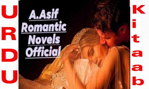 A.Asif Complete Romantic Novels List