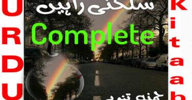 Sulagti Rahein By Hamna Tanveer Complete Novel