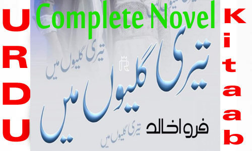 Teri Galiyon Mein Complete Novel By Farwa Khalid