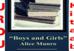 Boys and Girls (Short story) by Alice Munro English Book