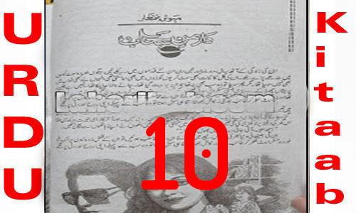 Daman E Sahab Urdu Novel By Mehwish Iftikhar Episode 10